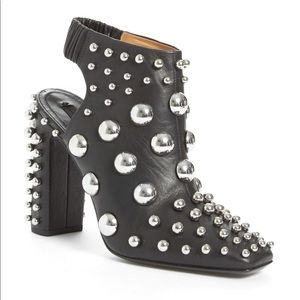 "Authentic Alexander Wang ""Ellerson"" Studded Bootie"